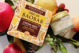 Crema Viso Oro di Baobab L'Erboristica di Athena's