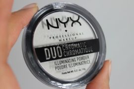 Duo Chromatic Nyx Twilight Tint – Swatch e confronto