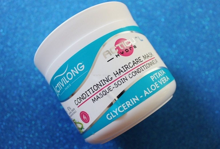 Conditioning Mask Acticurl Hydra Activilong