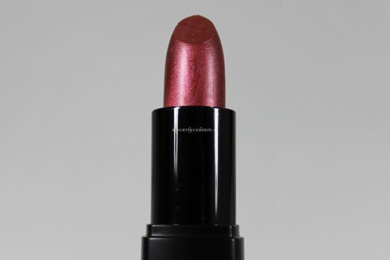 Velvet Metal Lipsticks col. 016 Redfish Collezione No Flash, Please! Defa Cosmetics