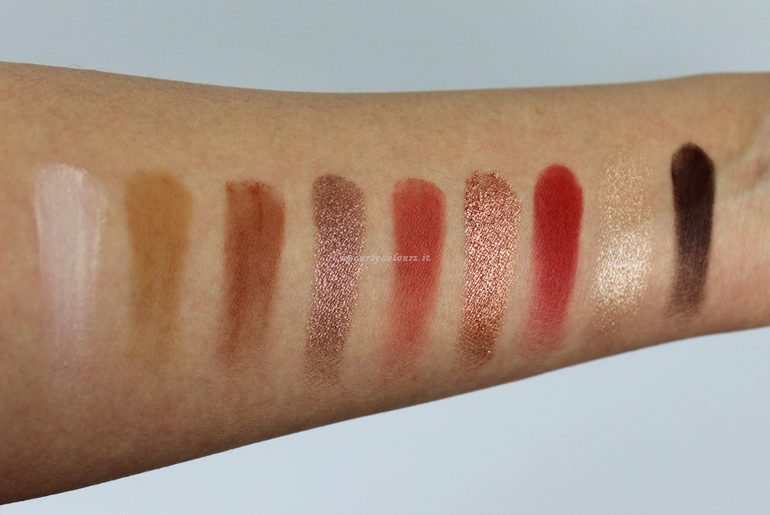 Swatch Palette Daily Mood Mulac