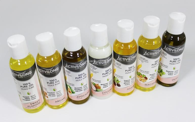 Natural Extracts Organic Activilong Paris