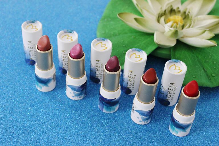 Rossetti Magheia Cosmetics collezione Paris