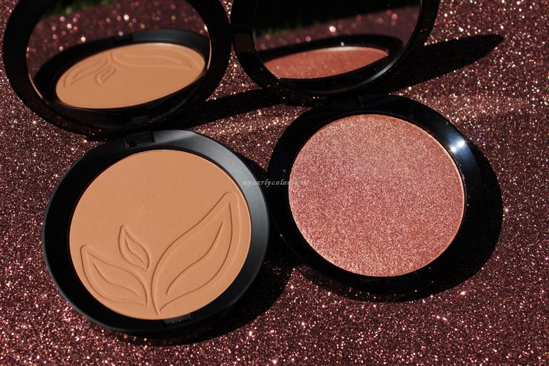 Illuminante 04 e Bronzer 05 Novità collezione P/E 2018 PuroBio Cosmetics