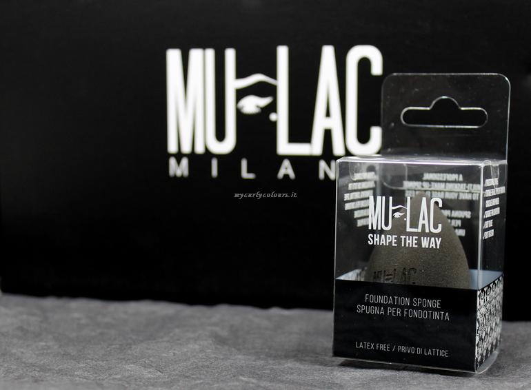 Make up sponge Shape The Way Mulac Cosmetics
