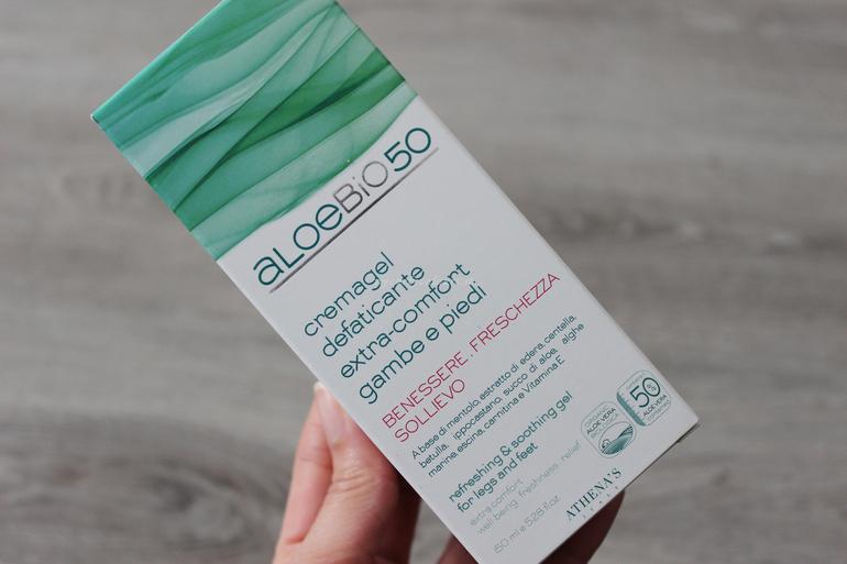 Cremagel Defaticante AloeBio50 Athena's