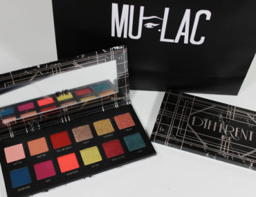 Palette Different II Mulac Cosmetics