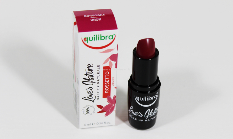 Rossetto Borgogna Love's Nature Equilibra