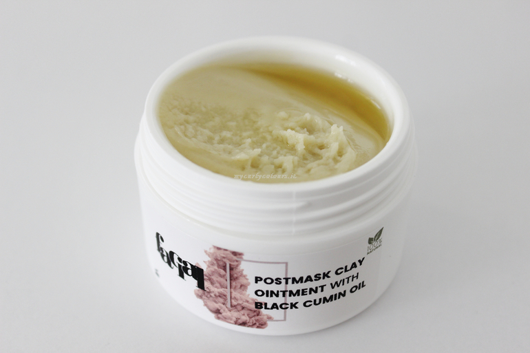 Texture Postmask Clay Eco Masters