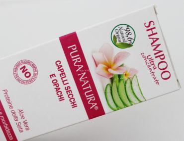 Shampoo Pura Natura capelli secchi e opachi Natura House