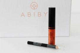Prodotti labbra Lord&Berry box Abiby