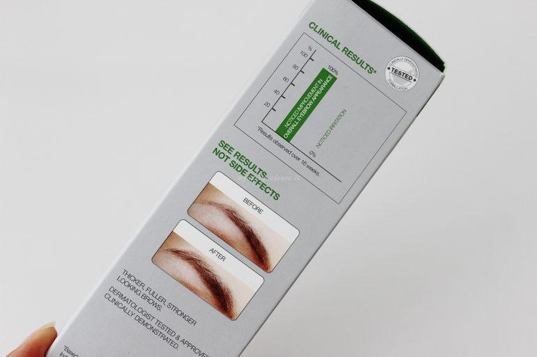 Dati Siero per sopracciglia Eyebrow Enhancer BrowFood LashFood