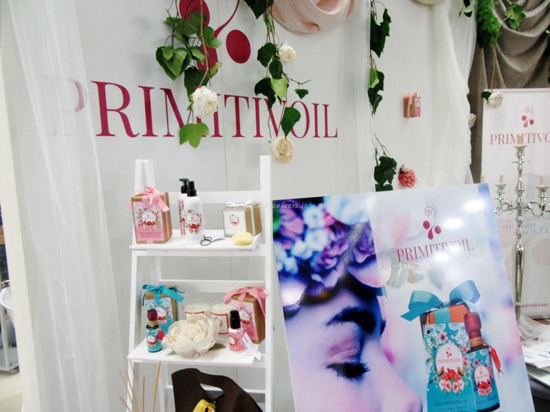 PrimitivOil stand Cosmoprof 2018