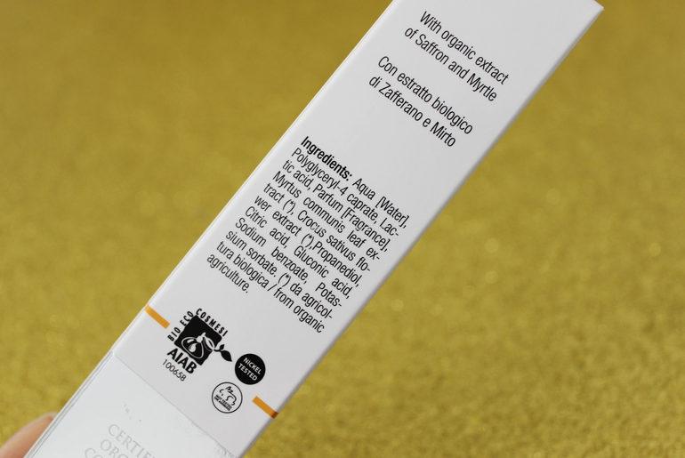 Inci Hair Elixir Seduction Blossom Setarè novità SANA 2018