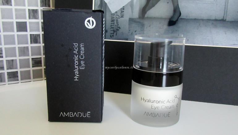 Hyaluronic Acid Eye Cream Ambadué