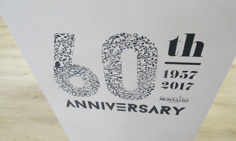60esimo anniversario Montalto