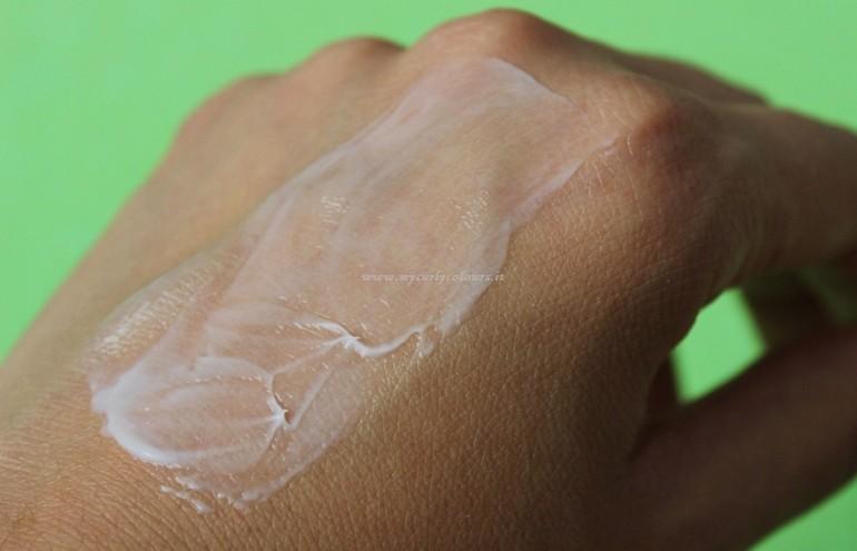 Texture Body Firmer Biomed durante applicazione