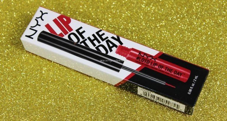 LOTD Liquid Lip Liner Nyx