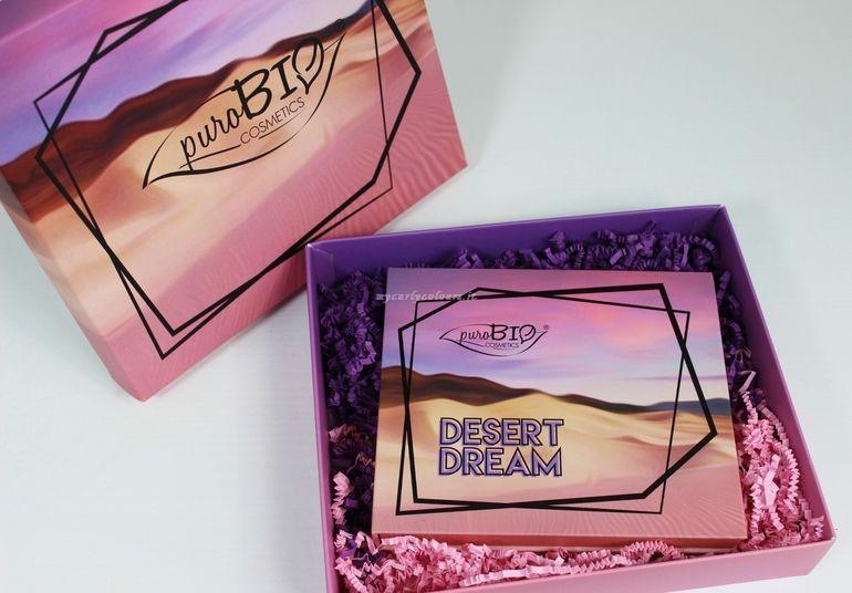 Packaging esterno Desert Dream PuroBio