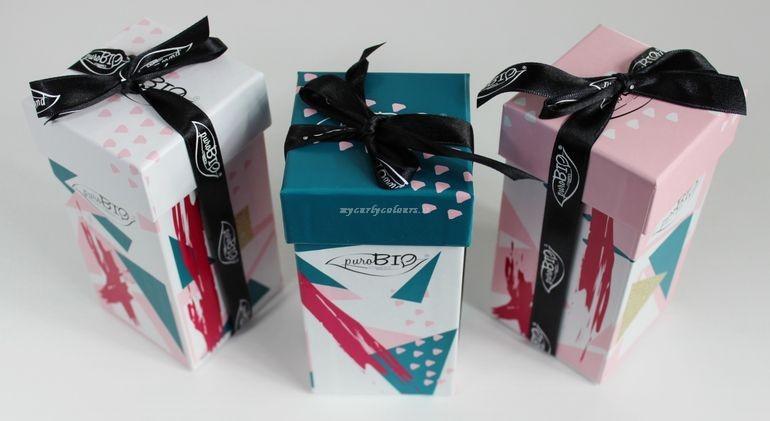 Cofanetti PuroBio Cosmetics Natale 2017