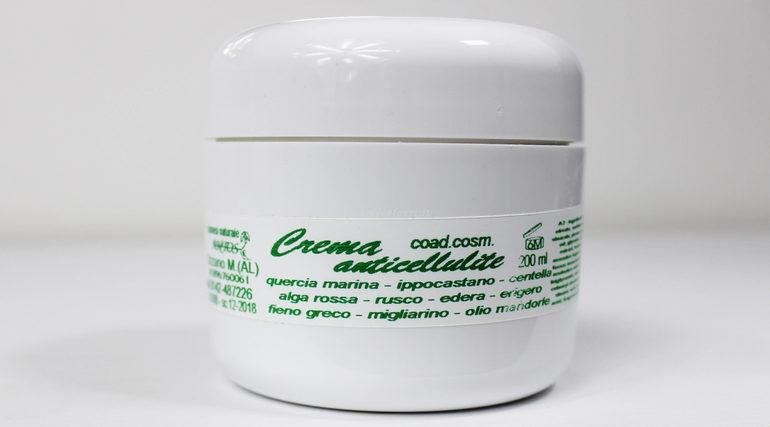 Crema Anticellulite Antos Cosmesi