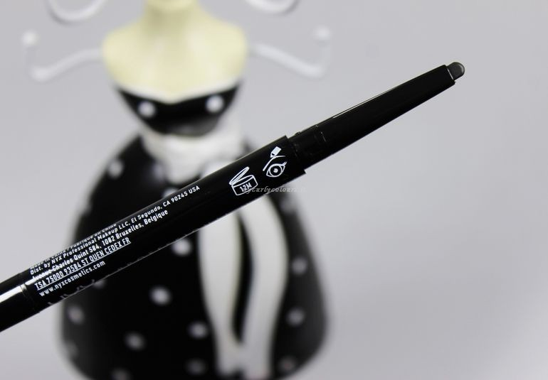 Precision Brow Pencil Nyx col. Black