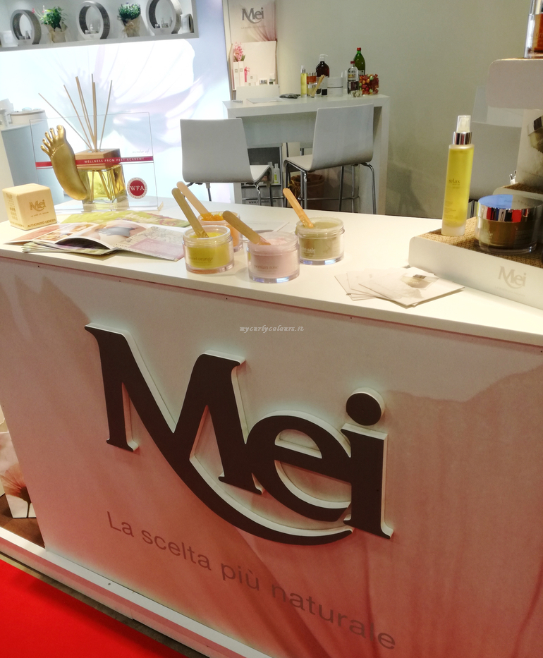 Stand Mei Cosmoprof 2017