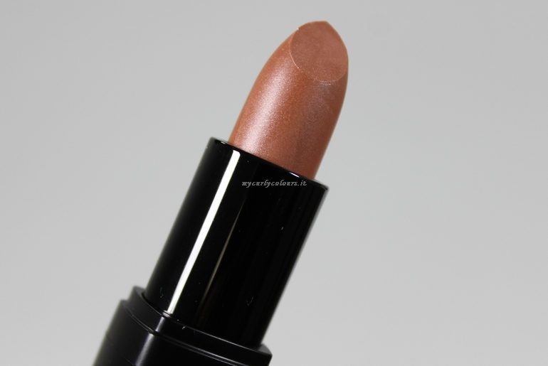 Velvet Sheer Metal Lipsticks col. 017 Sugar Collezione No Flash, Please! Defa Cosmetics