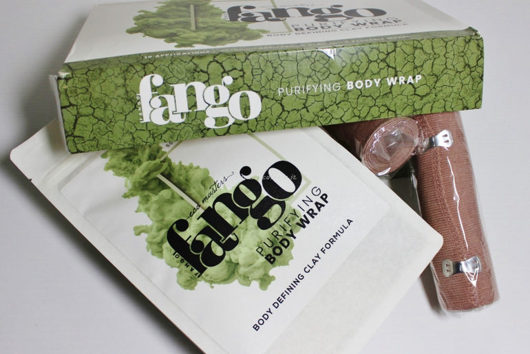 Fango Eco Masters Body Wrap packaging