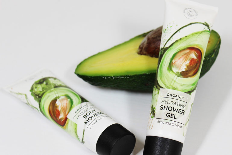 Shower Gel Hydrating Hands on Veggies