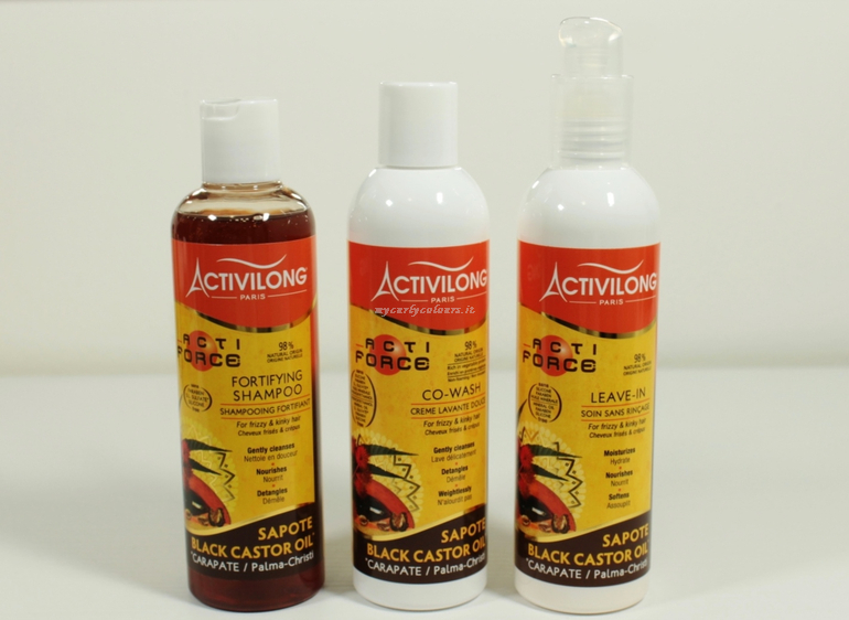 Prodotti linea Actiforce Activilong