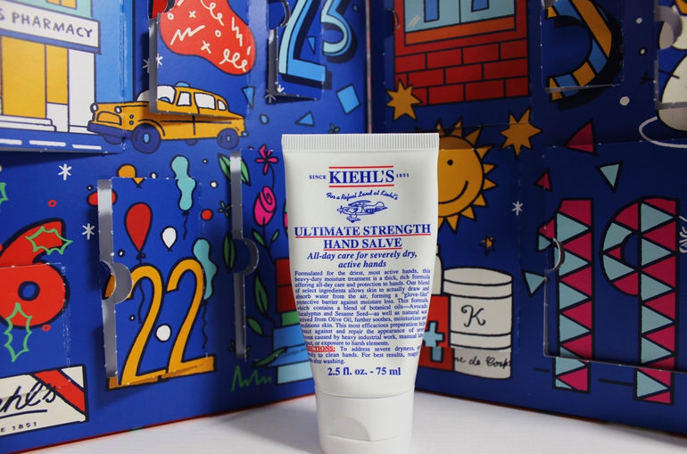 Crema mani Kiehl's Ultimate Strength Hand Salve