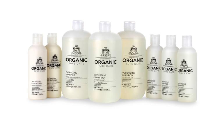 Organic Pure Care sito