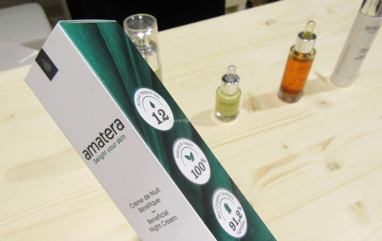 Specifiche prodotti Amatera