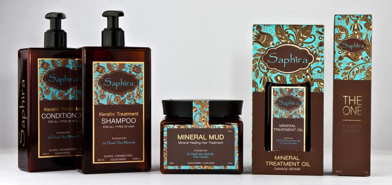 Saphira Hair USA sito
