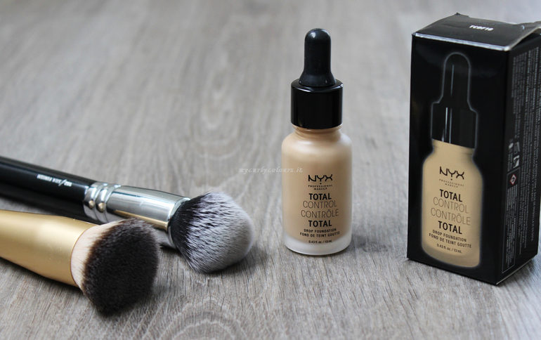 Total Control Drop Foundation NXY Professional Makeup