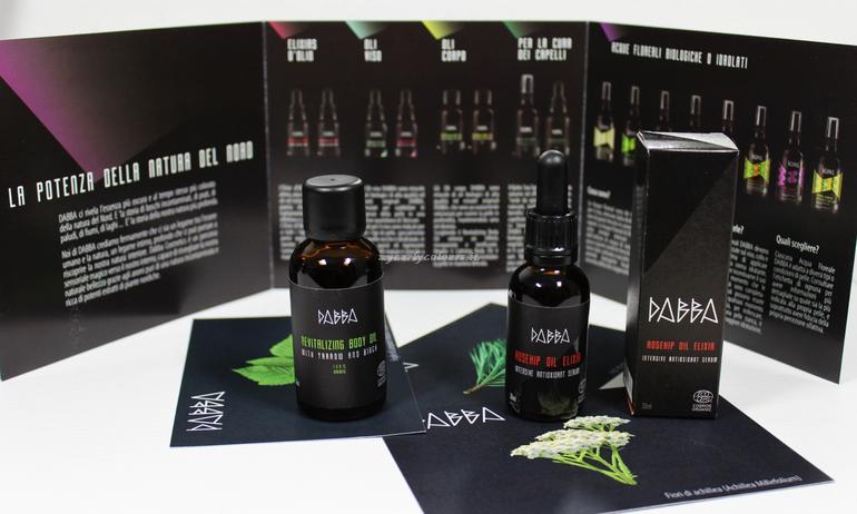 Giada Distributions Natale 2017 Revitalizing Body Oil e Rosehip Oil Elixir Dabba