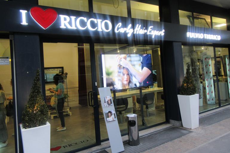 Salone I Love Riccio Milano