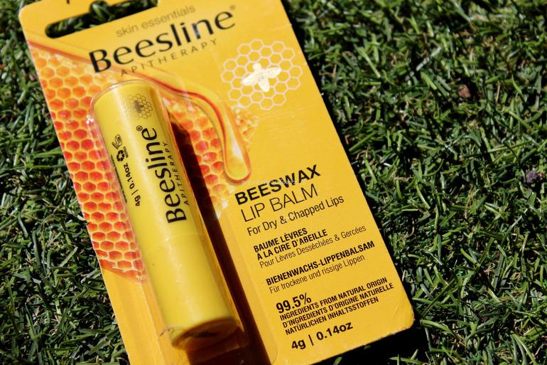 Beeswax Lip Balm Beesline