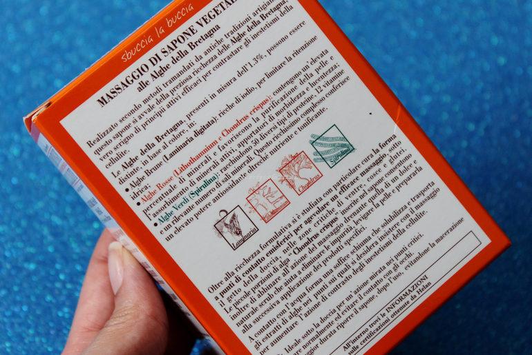 Specifiche Massaggio di sapone vegetale Helan