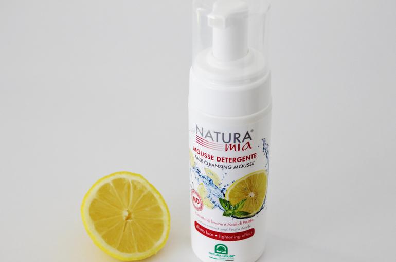 Mousse Detergente Natura Mia Natura House