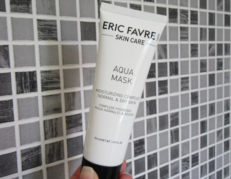 Packaging Aqua Mask Eric Favre