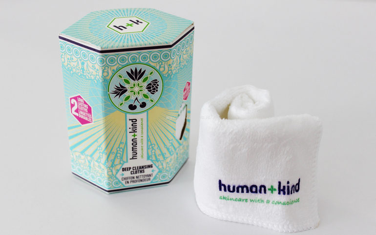 Deep Cleansing Cloths Human + Kind