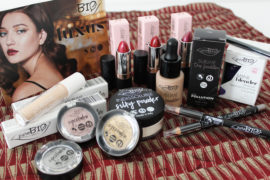 LUXUS FW 2018 PuroBio Cosmetics + Swatch