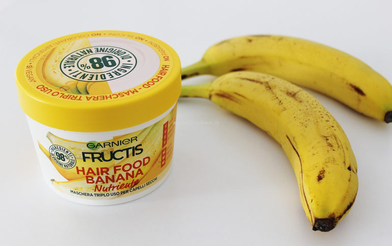 Hair Food Banana Nutriente Fructis Garnier
