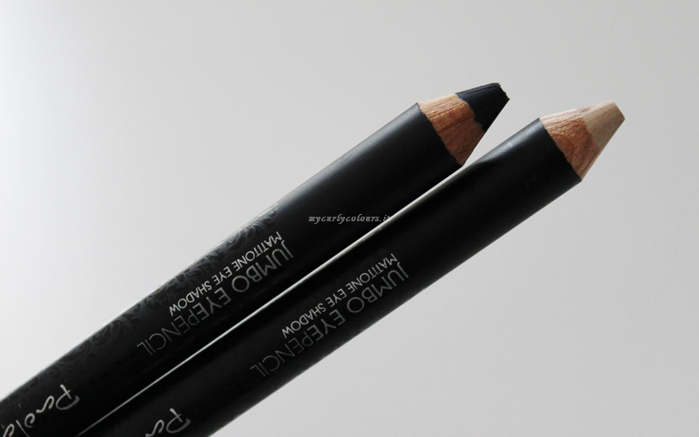 Jumbo Eye Pencil 301 e 302 Smokey Season FW18 Paola P