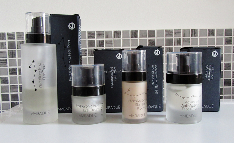 Prodotti skin care Ambadué