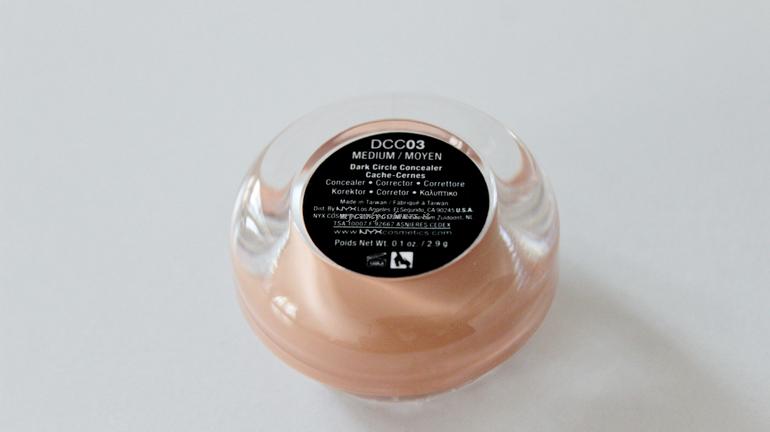 Specifiche Dark Circle Concealer 03 Medium NYX Professional Makeup