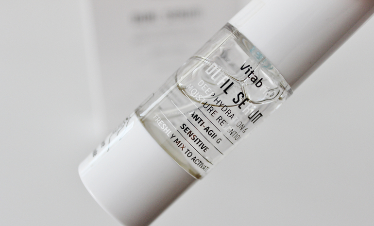 Packaging Dual Serum Vitabrid