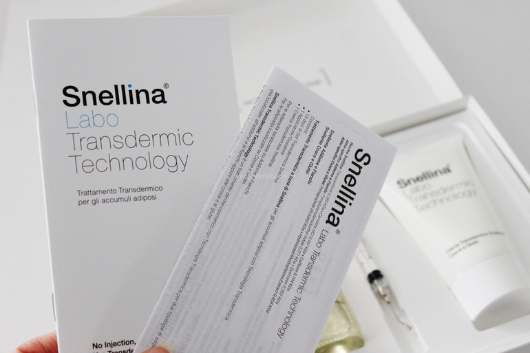 Snellina Labo Transdermic Technology Cosce-Glutei Labo